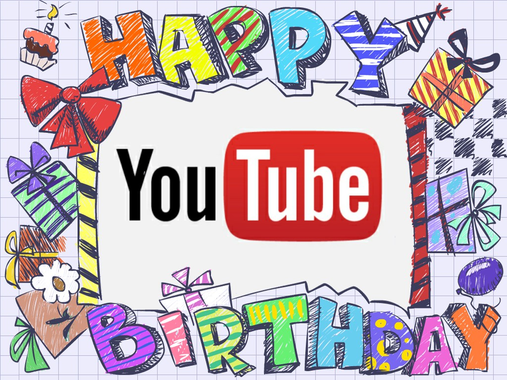 Youtube 10 años