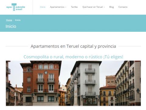 Apartamento Teruel Captura Pantalla
