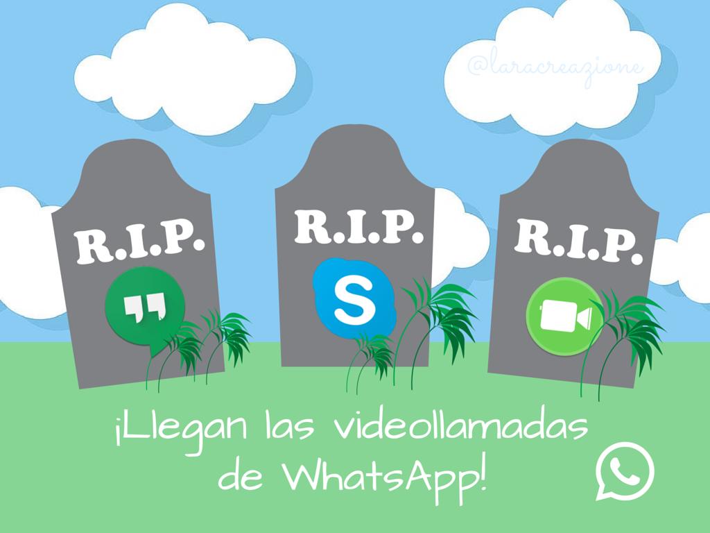 Lara Creazione videollamadas whatsap